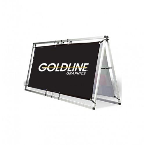 A Frame banner Stand kit