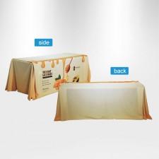 Digitally Imprinted Custom Table Covers