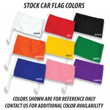 Stock Car Flags