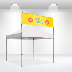 Tent Billboard Banner
